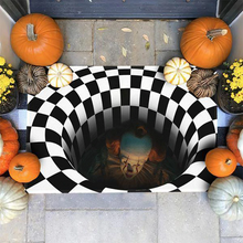 Load image into Gallery viewer, Spooky Halloween Doormat