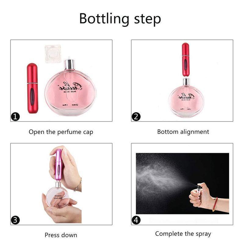 Viral Portable Spray Bottle - Viral Beauty Shop