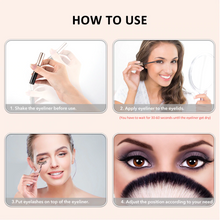 Load image into Gallery viewer, Magnetic Eyelash Kit (Free Lashes Included)