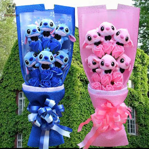 Stitch Plush Bouquet