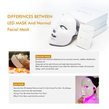 Load image into Gallery viewer, Viral LED Therapy Mask