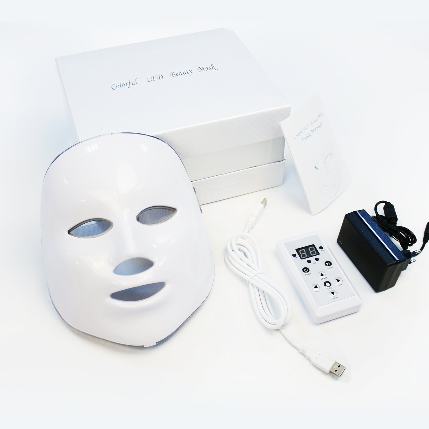 Viral LED Therapy Mask