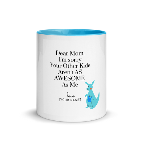 Awesome Mug: Best Mother's Day Gift (Free Shipping)