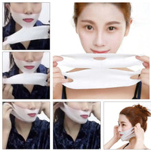Load image into Gallery viewer, Lift your face Naturally with no surgery. Use this V Shape slimming mask