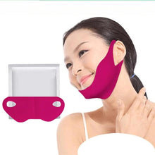 Load image into Gallery viewer, Super easy to use our mask. Just stretch and hook into your ears. As we used a special texture with a unique shape, the mask works well during any activities. Buy it now and feel your amazing skin!