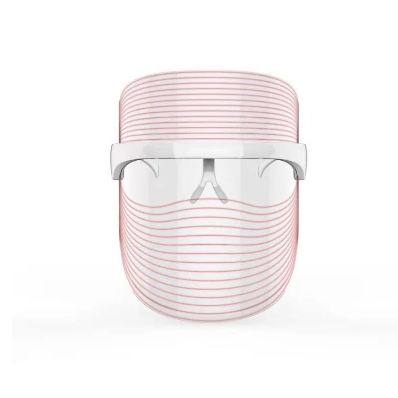 Viral LED Therapy Light Mask