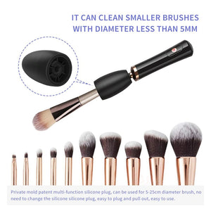 Instant Makeup Brush Cleaner