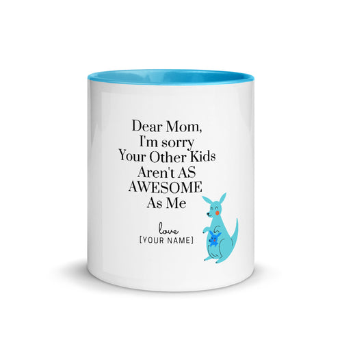 Best Mother's Day Gift: Awesome Mug