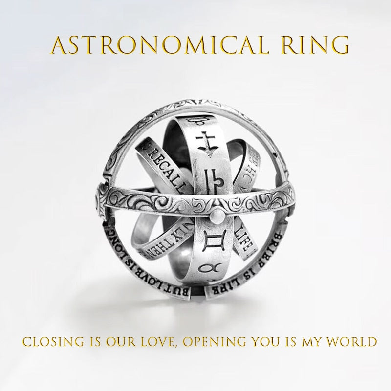 Astronomical Ring