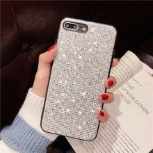 Load image into Gallery viewer, Luxury Bling Iphone Case