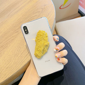 Fried Chicken Iphone Case