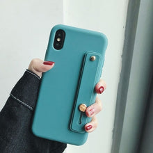 Load image into Gallery viewer, Pastel Pop StrapIt iPhone Case
