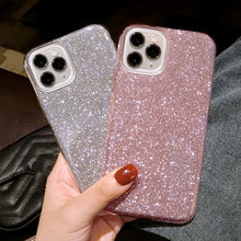 Load image into Gallery viewer, Gradient Glitter Iphone Case