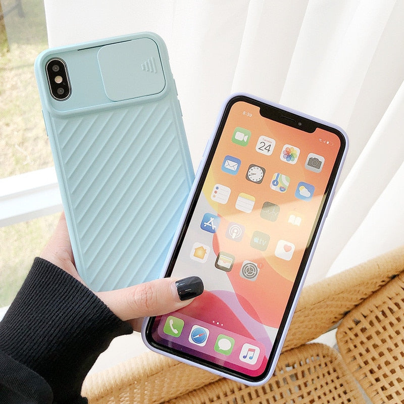 LensCap Iphone Case