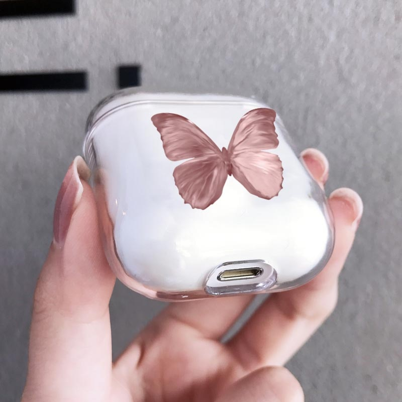 Butterfly Airpods Case