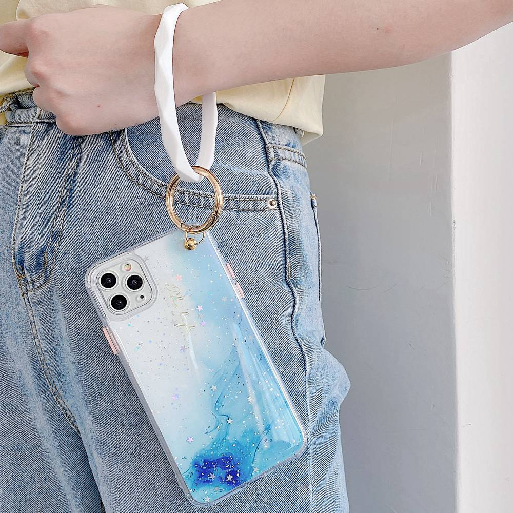Wearable Marble iPhone Case