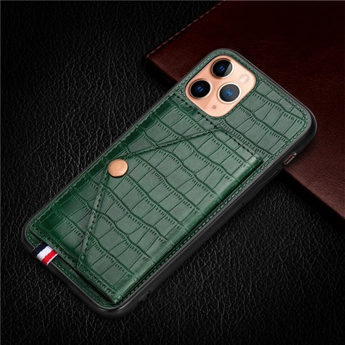 Serpent Luxury Wallet Case