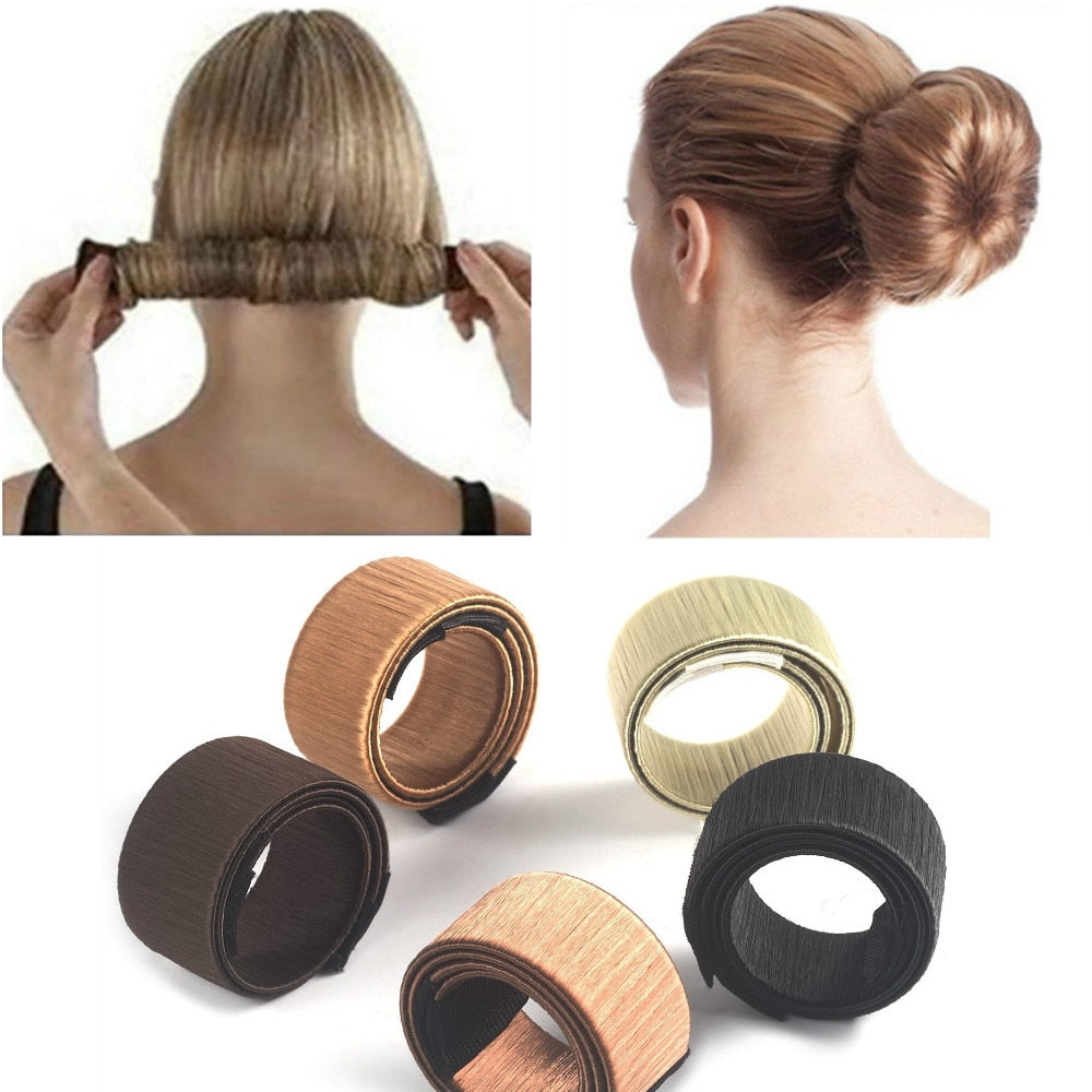 DIY Stylish Hairbun - Viral Beauty Shop