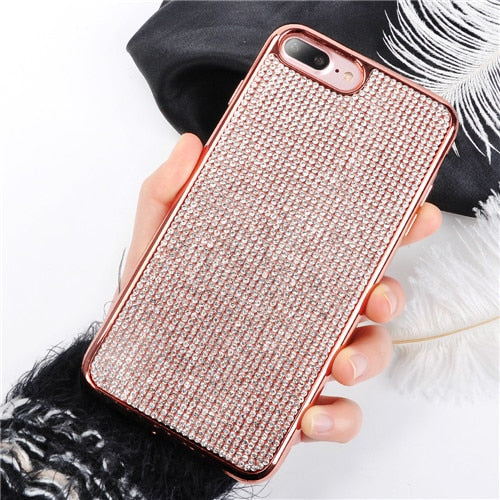 Luxury Bling Iphone Case
