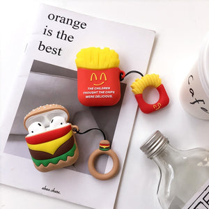 McFries Airpods Case