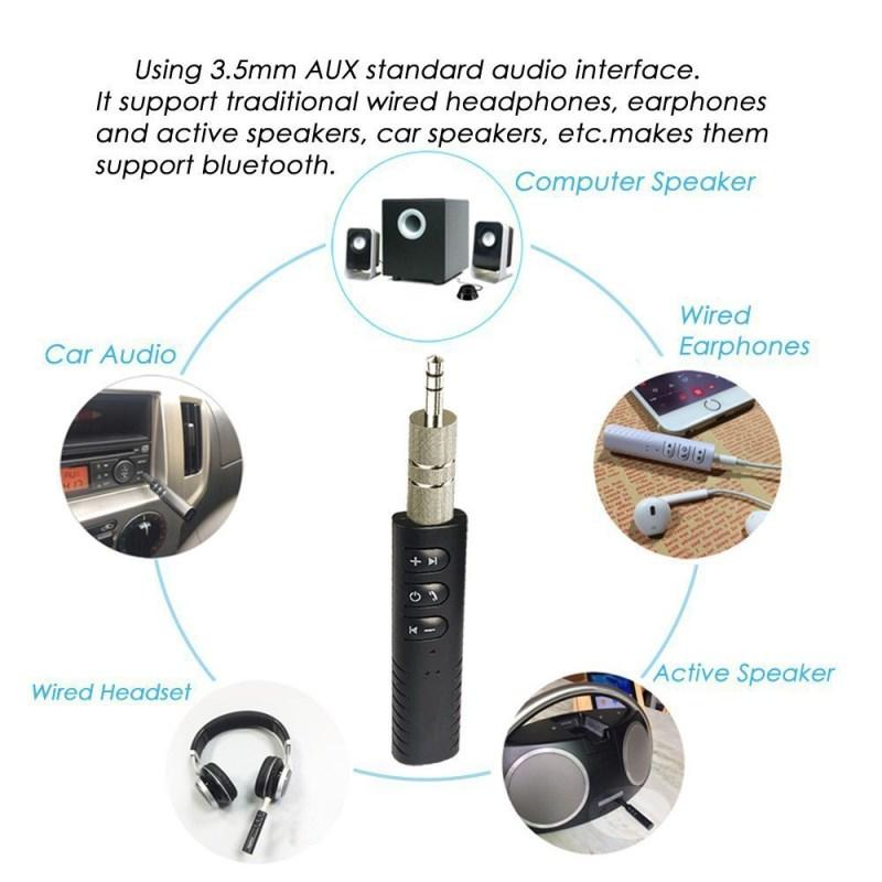 CAR/iphone Bluetooth Receiver - Make All Your Speakers Wireless!