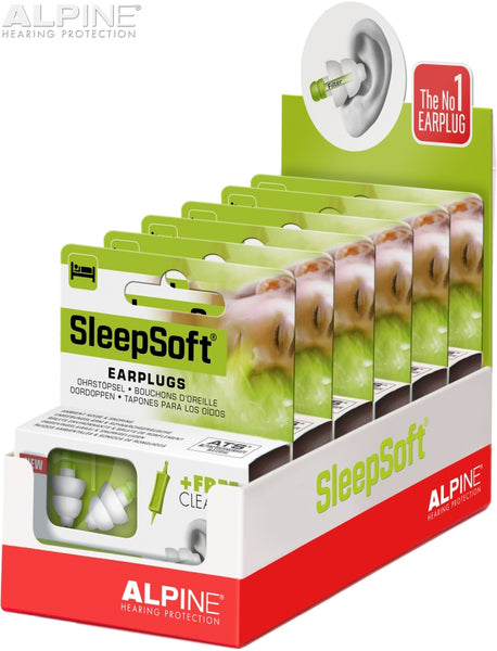 SleepSoft+ display