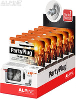 PartyPlug display
