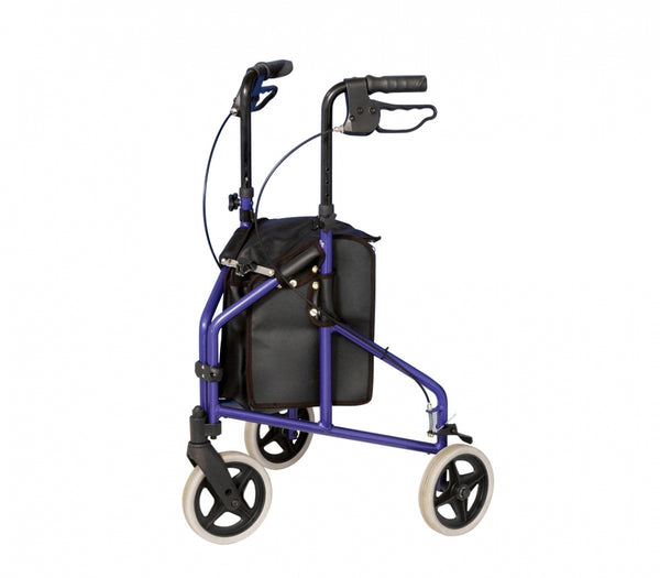Sac pour rollator 3-roues