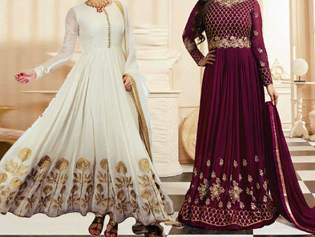 Anarkali Suits – Back With A Bang!