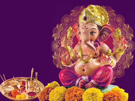 Ganesh Chaturthi (Birth Festival of The Lord)