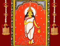 Second Day of Navratri : Worshiped on Goddess Bharmacharini