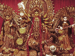 Navratras:  Nine Days of Worship of the Nine Appellations of Goddess Durga