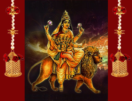 Fifth Day of Navratri : Worshiped on Goddess Skandamata