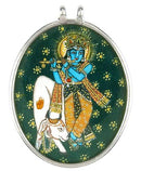 Lord Krishna as Gau Gopal - Pendant
