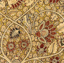 Indian Terrain - Kalamkari Painting