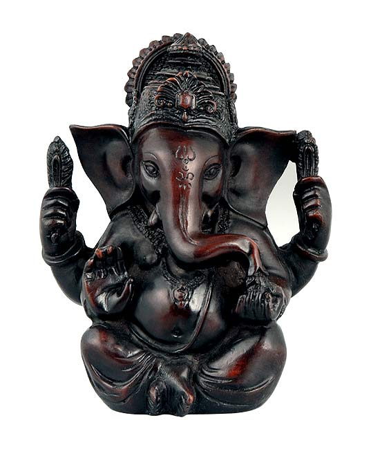 Beautiful God Vinayak - Resin Statue