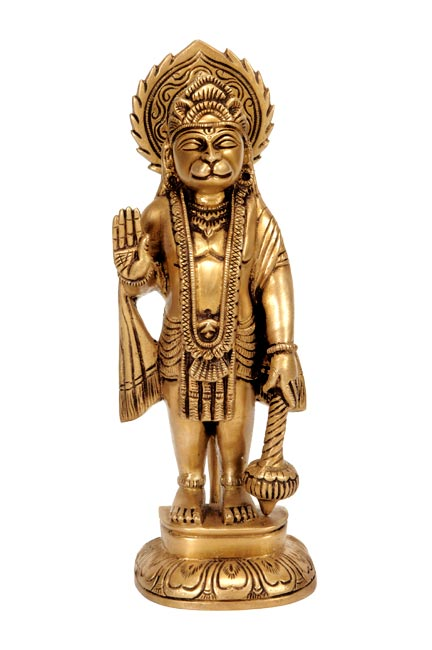 Hanuman - The Eleventh Rudravatar of Lord Shiva