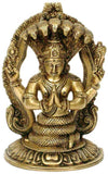 Yoga Guru Patanjali - Brass Sculpture