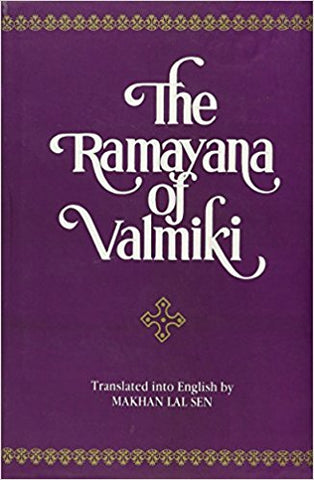 The Ramayana of Valmiki: translated into English