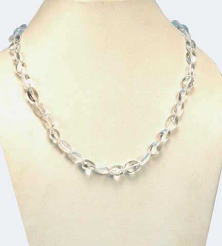 Shunless Crystal Necklace