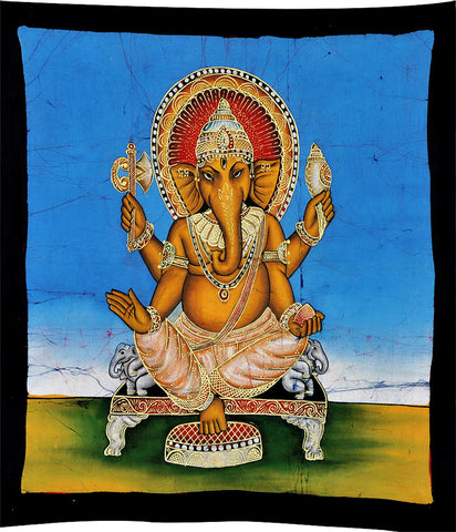 Ganesha The Benevolent Hindu God