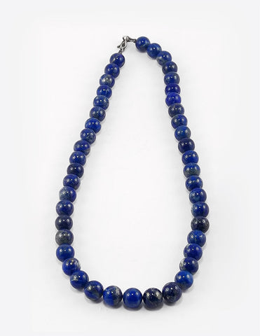 Lapis Lazuli Stone Necklace - Princess of Nile