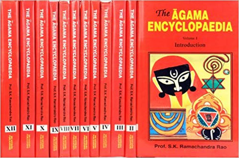 The Agama Encyclopaedia 12 Volume Set