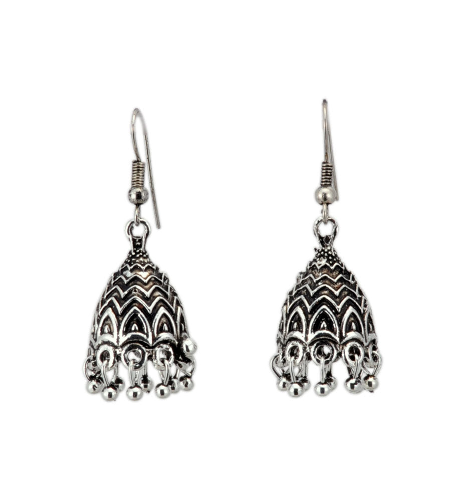 Traditional Stylish and Fancy Party Wear Jhumka