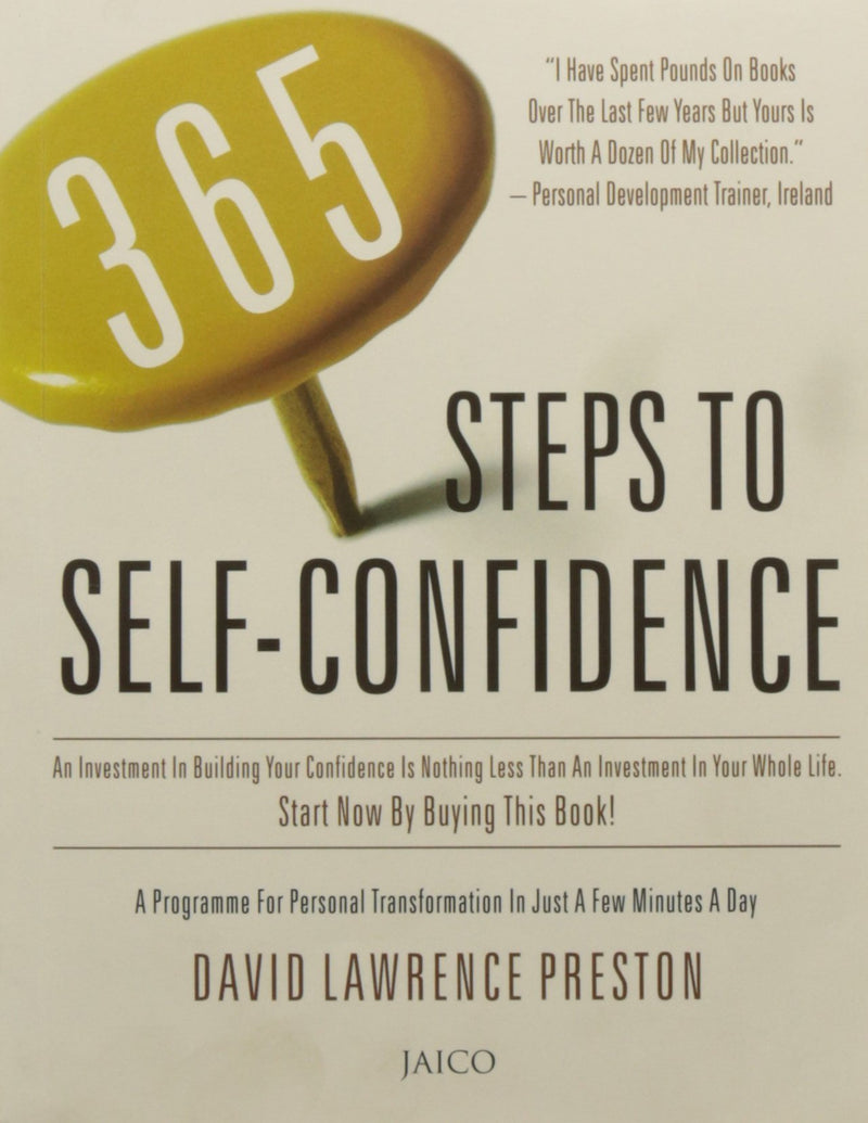 365 Steps to Self Confidence