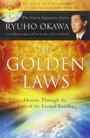 The Golden Laws (With DVD): History Through Eyes Of The Eternal Buddha