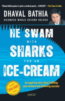 He Swam with Sharks for an Ice-cream