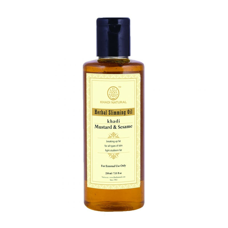 Khadi Natural Slimming Oil