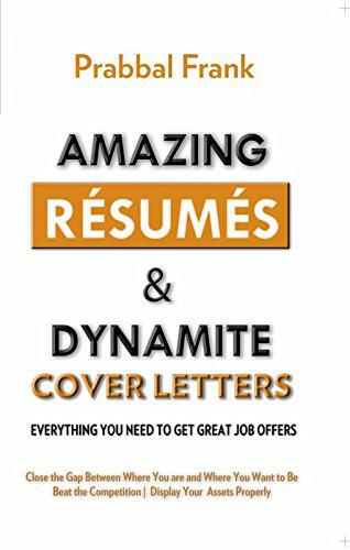 Amazing Resumes & Dynamite Cover Letters