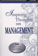 Inspiring Thoughts on Management